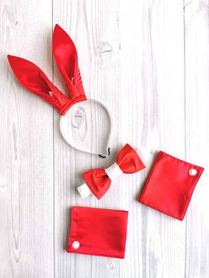Ролевой костюм кролик PlayBoy на Новогоднюю вечеринку, фото 2