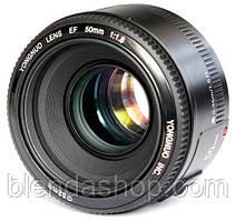 Объектив YONGNUO YN50MM 50 mm F/1.8 для Canon