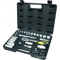 Набор профессионально инструмента 43 единицы Сталь 70026