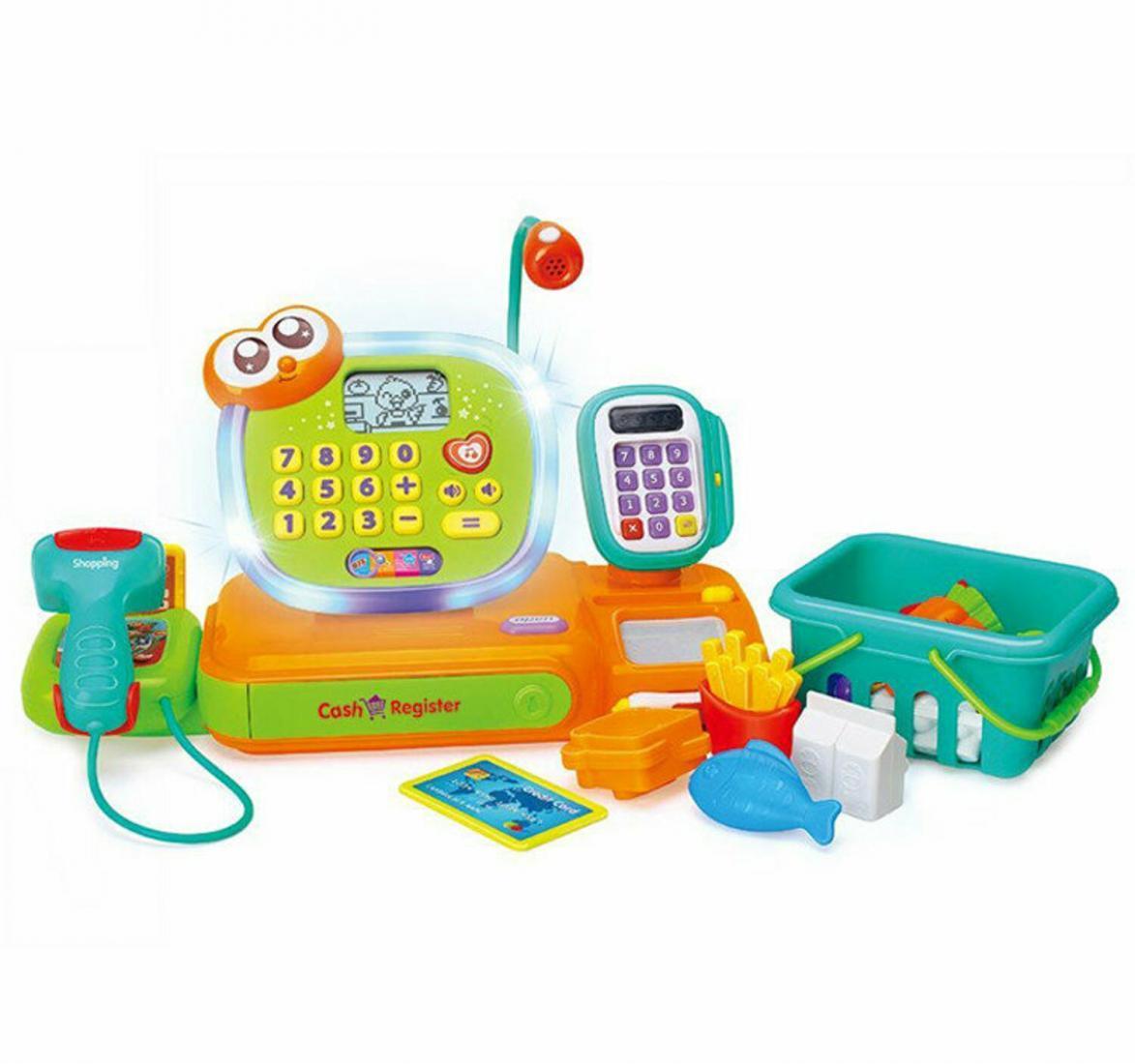 Игровой набор Кассовый аппарат Hola Toys 3118