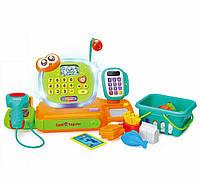 Игровой набор Кассовый аппарат Hola Toys 3118, фото 1
