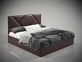 Кровать мягкая Бейлиз с подъемным механизмом