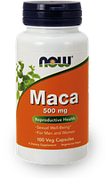 NOW Maca 500 мг (100 капсул)