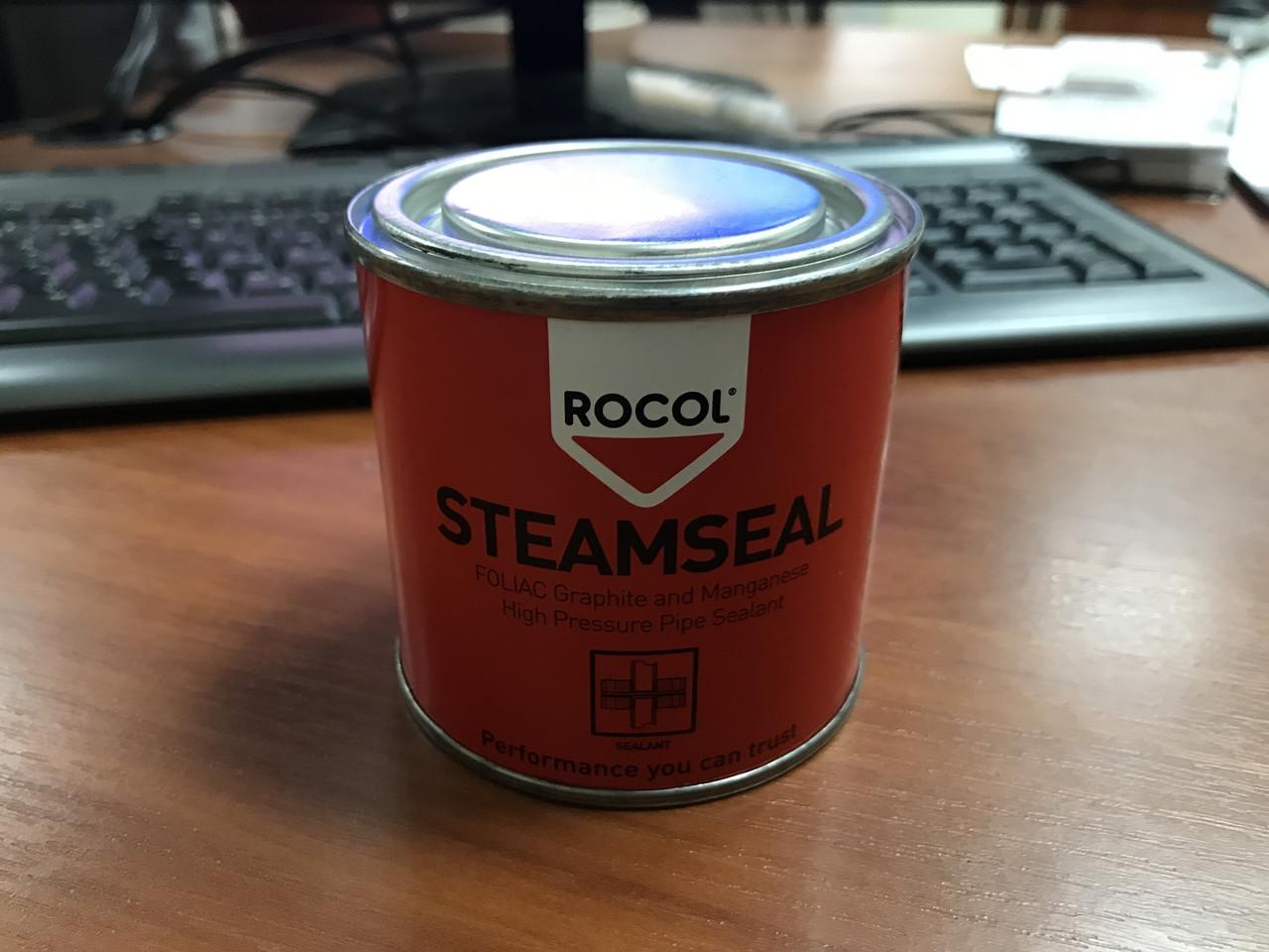 Steamseal (уплотнительная паста, герметик-прокладка 600 оС, 19 МПа)