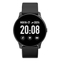 Смарт часы Kospet черные водонепроницаемые умные часы SmartWatch