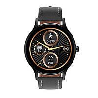 Смарт часы S 1 черные водонепроницаемые умные часы SmartWatch