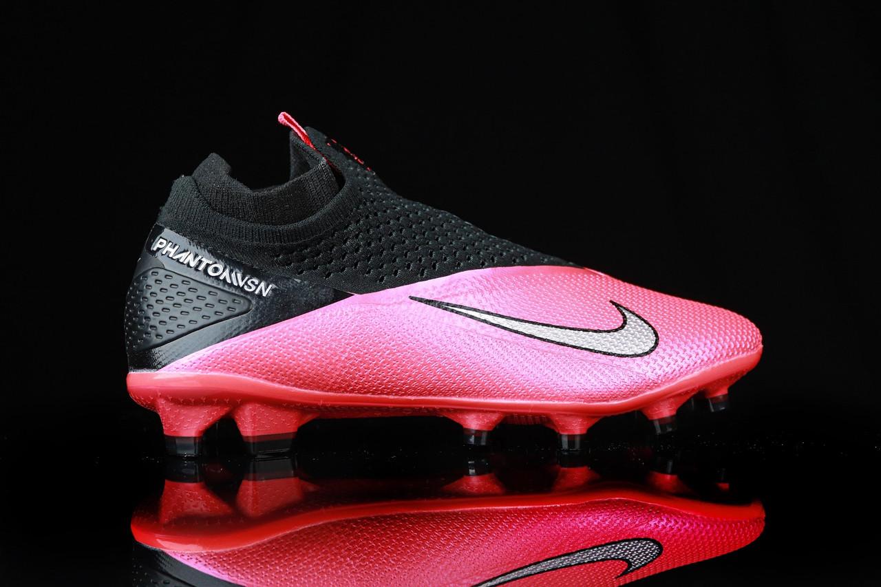 Бутсы Nike Phantom Vision 2 Elite Dynamic Fit FG/найк фантом вижн/копы