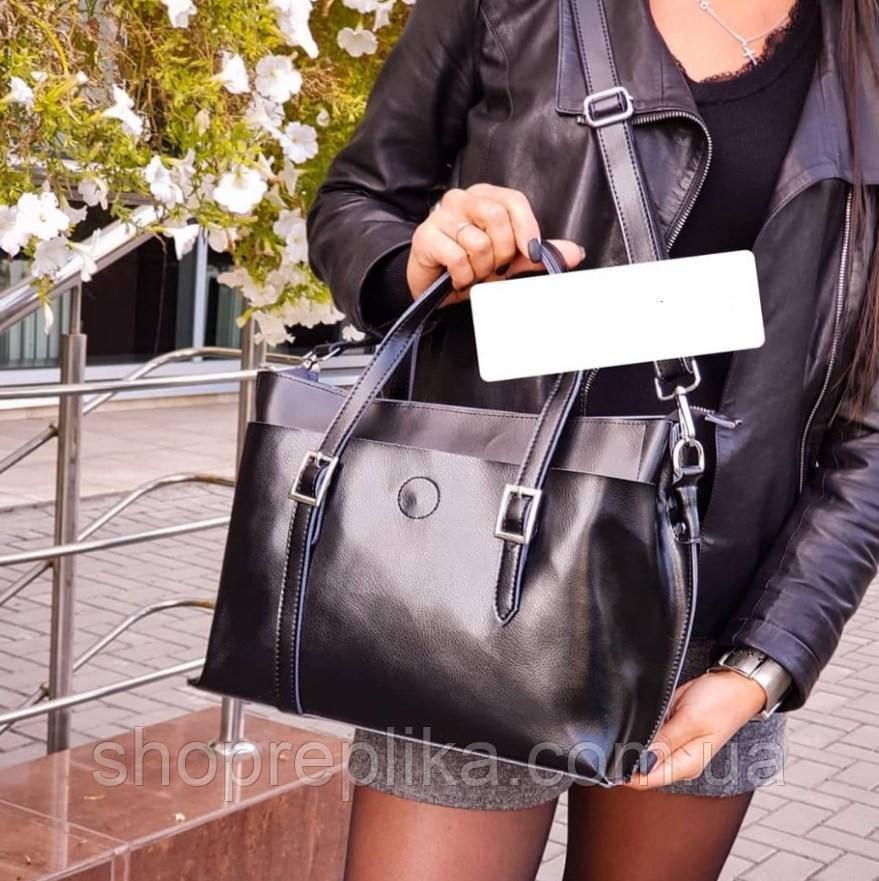Сумка женская кожаная большая шопер Шкіряна сумка через плече Модные сумки2020 Кожаные женские сумки в Украине