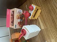 Животные флоксовые B02 ,Кухня мебель+посуда, в коробке