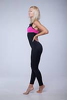 Комбинезон для йоги/полотен спорт