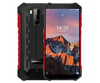 Смартфон водонепроницаемый, противоударный с двойной камерой и NFC UleFone Armor X5 Pro red 4/64гб, фото 1
