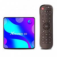 Смарт ТВ приставка для телевизора на андроиде Transpeed X88 Pro 2/16Gb, фото 1