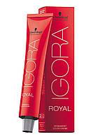 Перманентная крем-краска IGORA ROYAL Pastels, Schwarzkopf Professional 60 мл