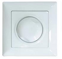 Регулятор світла з поворотним потенціометром DIM-10 (диммер, 40-300W, активн.навантаження, в монтажну коробку)