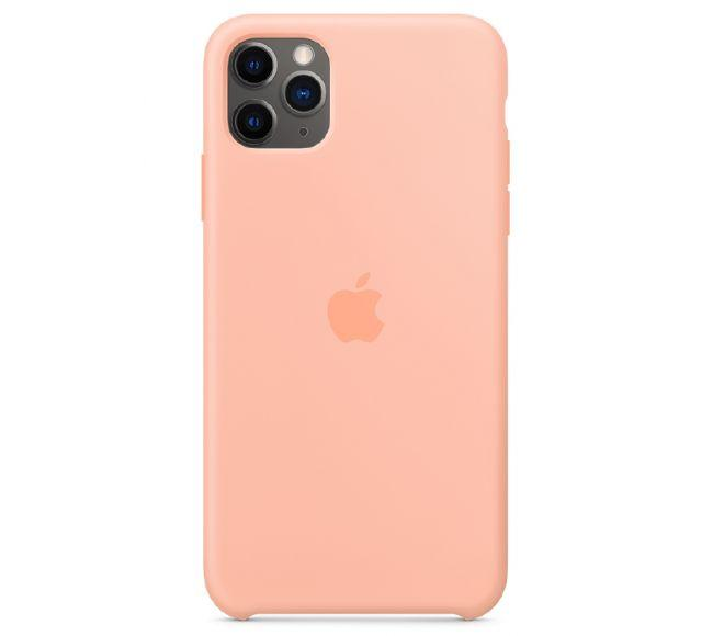 Чехол Apple Silicone Case iPhone 11 Pro Pink_High Copy
