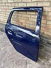 Дверь задняя правая Renault Logan MCV Рено Логан 821009562R оригинал универсал, фото 3