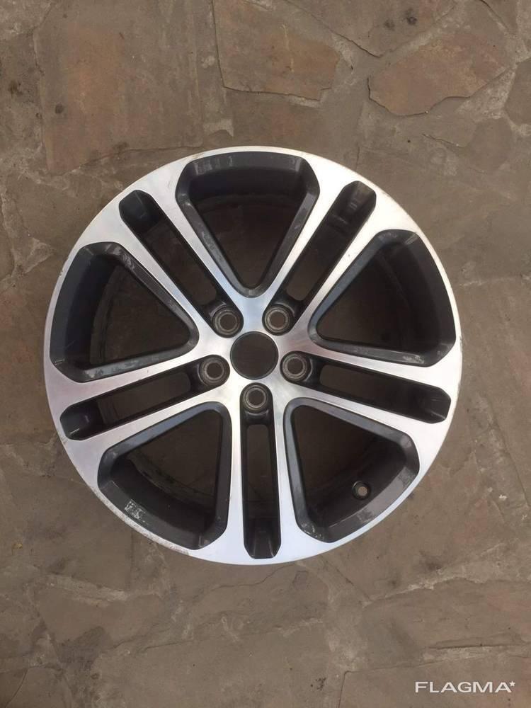 Диск колесный литой Jaguar XE X760 Ягуар GX7M-1007-DA , 18