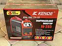 Инверторный сварочный аппарат Kende IN-285, фото 6