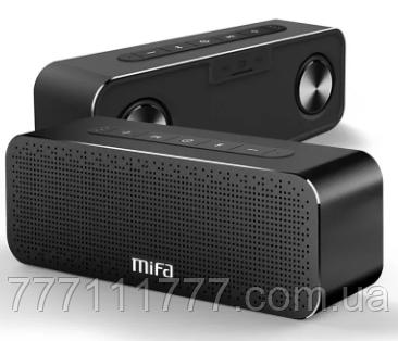 Колонка блютуз беспроводная, портативная, черная Mifa A20 black 30 Вт Bluetooth 4.2