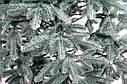 Елка литая голубая искусственная на новый год Премиум, фото 4