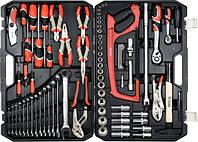 Набор инструмента для ремонта авто Yato универсальный 79 ед