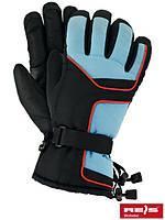 Перчатки защитные, утепленные флисом RSKIRBIS NB
