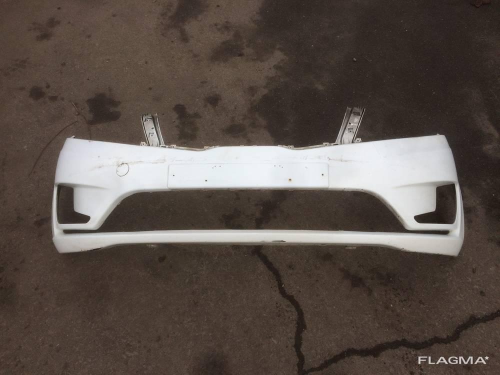 Бампер передний Hyundai Kia Rio Киа Рио оригинал 865114Y00 о
