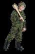Костюм детский камуфляжный для мальчиков Скаут цвет Мультикам Тропик, фото 4