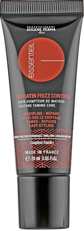 Флюид для восстановления непослушных волос Eugene Perma Essentiel Keratin Frizz Control Booster 6x20 мл