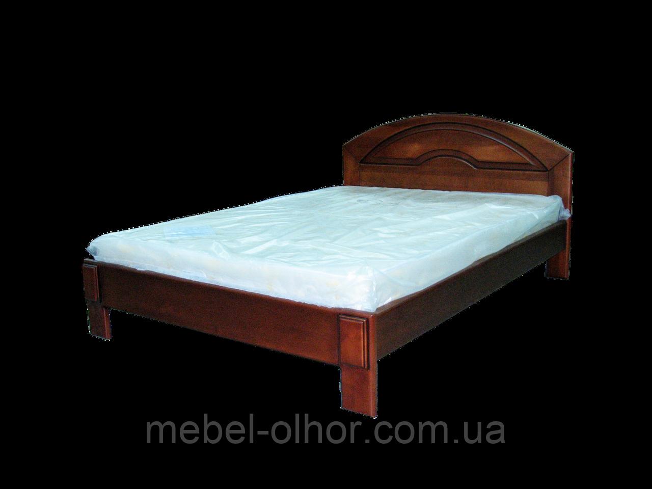 Кровать из дерева Кармен-1 (массив 90/200)