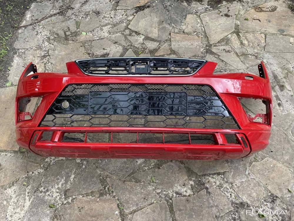 Бампер передний Seat Ateca Сеат Атека 575805903A от 2016-20