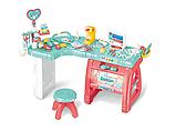 """Детский игровой набор доктора """"Врачебный кабинет""""   Игровой набор «Стол доктора»   Набор доктора 660-61, фото 5"""