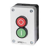 """Пост керування кнопковий АСКО-УКРЕМ XAL-B213 """"Старт-Стоп"""" (A0140020006)"""