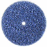 Круг зачисной синий без основы 3M Scotch-Brite d-150 мм