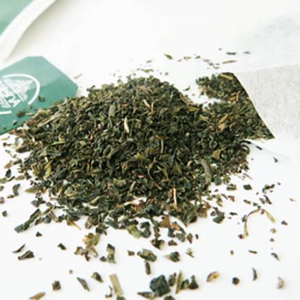 Зеленый чай, GREEN TEA, Млесна (Mlesna) 100г. (50*2г), фото 2