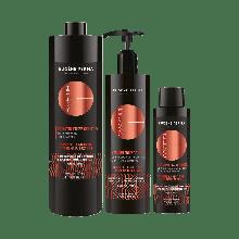 Шампунь для завитых и вьющихся волос Eugene Perma Essentiel Keratin Frizz Control Care Shampoo