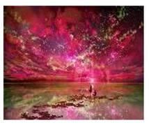 """Картина по номерам """"Звёздное небо"""" 40*50см,крас.-акрил,кисть-3шт.в коробке"""