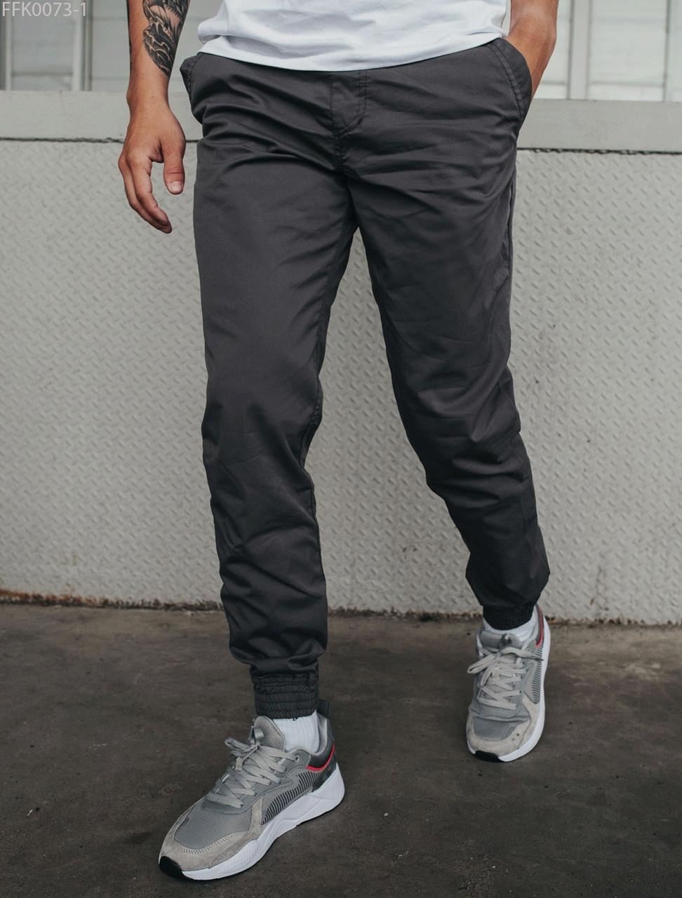 Джоггеры Staff gray XS