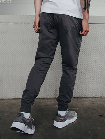 Джоггеры Staff gray XS, фото 2