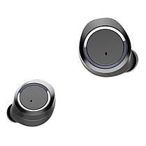 Беспроводные Bluetooth наушники GORSUN GS V7 black, бездротові блютуз навушники TWS черные, фото 2