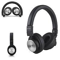 Беспроводные Bluetooth наушники гарнитура Gorsun GS-E2 black черные, бездротові блютуз навушники гарнітура