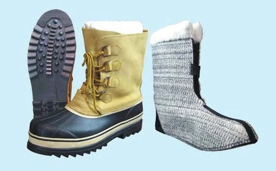 Ботинки зимние для охоты и рыбалки ANT XD-116