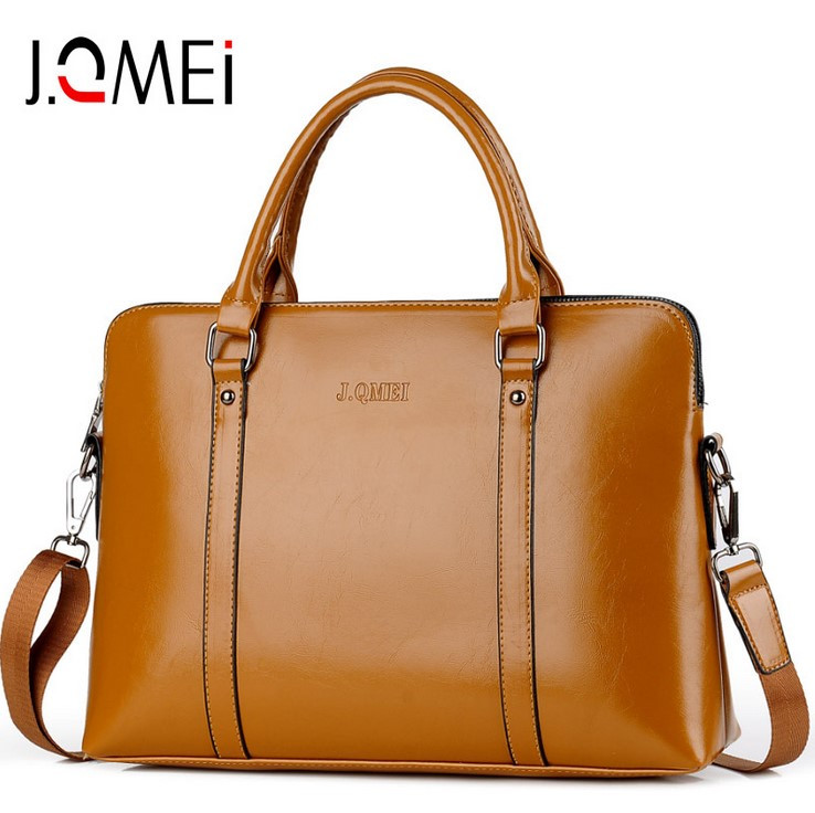 Сумка для ноутбука 15,6'' Digital J.QMEi Tax brown