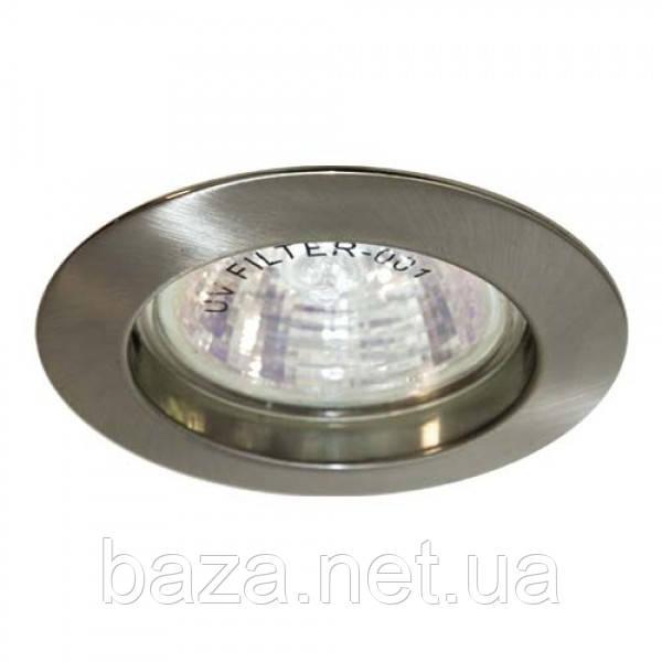Встраиваемый светильник Feron DL307 титан