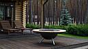 Круглый мангал гриль со столом AHOS INSPIRATION, фото 3
