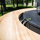 Круглый мангал гриль со столом AHOS INSPIRATION, фото 6