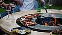 Круглый мангал гриль со столом AHOS INSPIRATION, фото 7