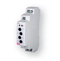 Сходовий автомат з налаштуванням рівня освітленості DIM-2 (реле управління освітленням сходових з функцією димера до 500W AC1)