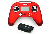 Аппаратура управления FrSky X-Lite + модуль R9M-Lite (EU, красный)