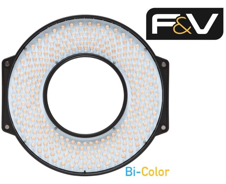 Світлодіодне накамерне світло F&V R300S SE Bi-Color Ring Light (18040000)
